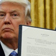 President Trump reinstates Mexico City Policy