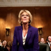 DeVos becomes U.S. education secretary