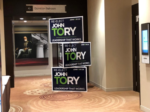 Party for John Tory