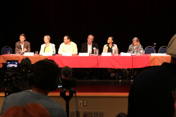 Ward 3 all-candidates meeting's hot topic is housing