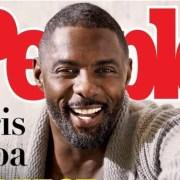 Idris Elba Voted People's 'Sexiest Man Alive'
