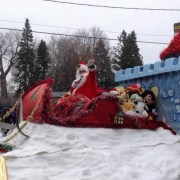 Santa is coming to Etobicoke Dec. 1.