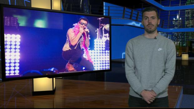 Entertainment webcast Nov. 9