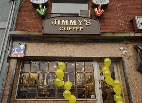 Jimmy's trendy café brightens Mimico