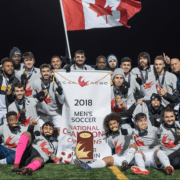Gold is a Beautiful Thing — Humber Hawks are National Champions after a thrilling weekend.