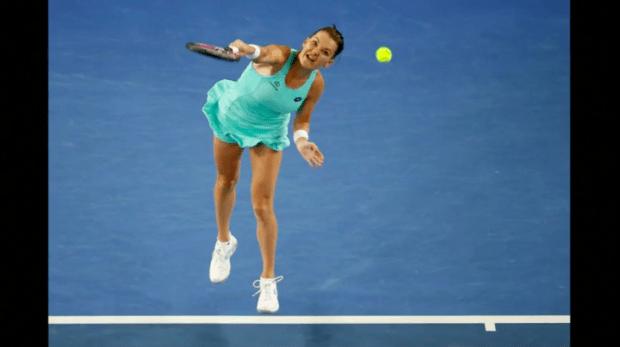 First ever Polish tennis finalist retires