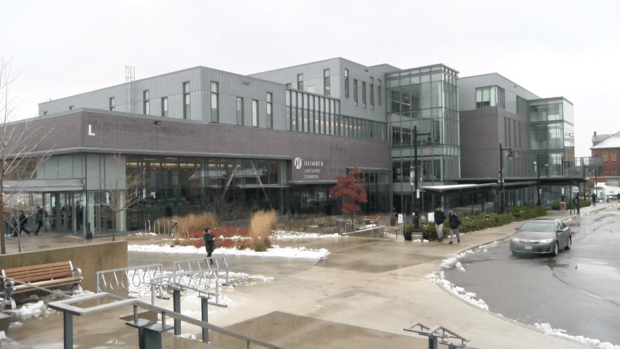 Why Humber students came to class despite the snow