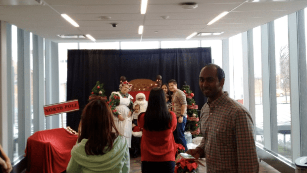 Celebrate Christmas at Humber's annual party