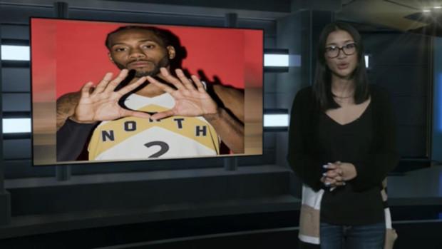 Sports Newscast Nov. 9