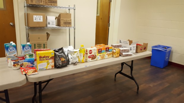 "Food banks provide ""basic human right"" in Etobicoke community"