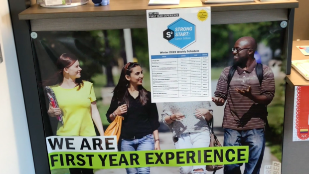 Humber's Strong Start sessions aims to help first-year students