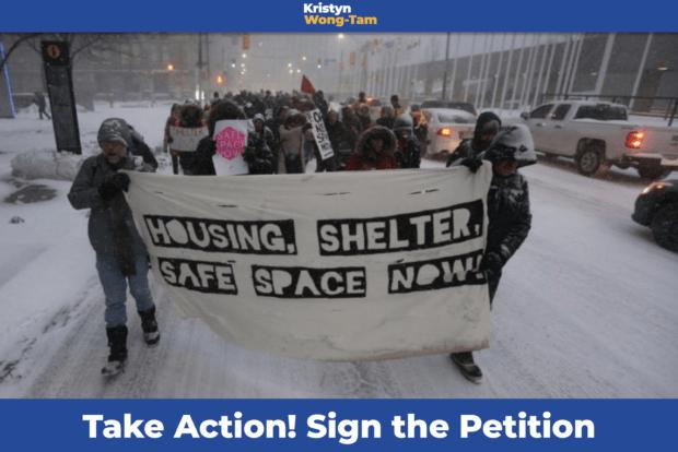 Toronto dwells on declaring homelessness a crisis