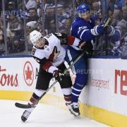Leafs' losing streak continues with loss to Coyotes