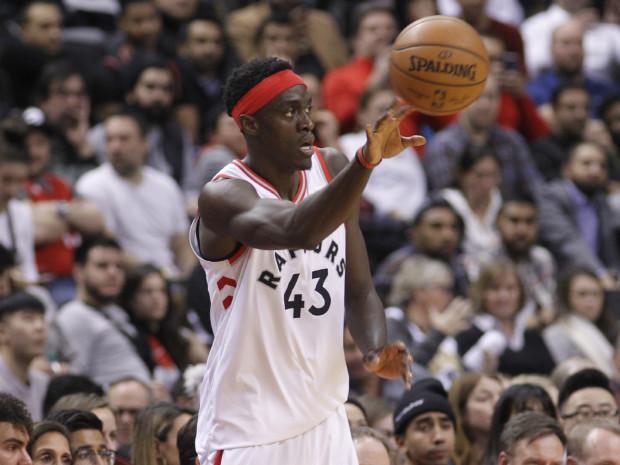 Toronto Raptors top Boston Celtics