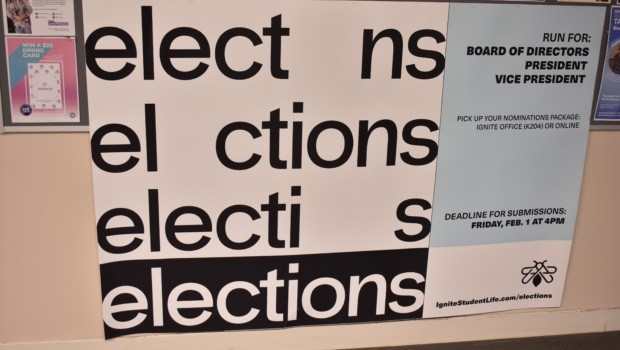 IGNITE Elections off to a shaky start