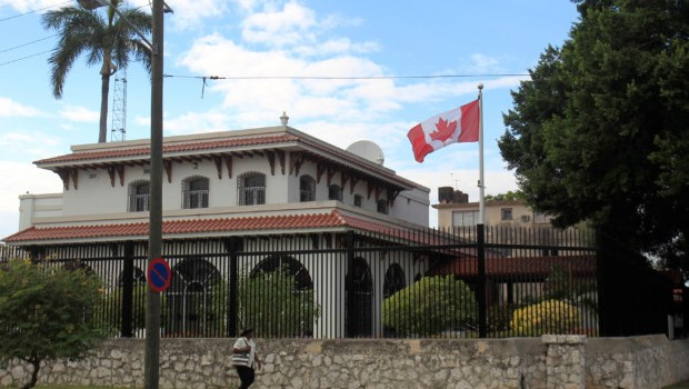 "Canadian diplomats sue over mysterious ""Havana Syndrome"""