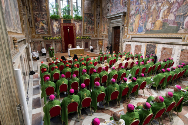 Pope pledges to act against sexual abuse by priests