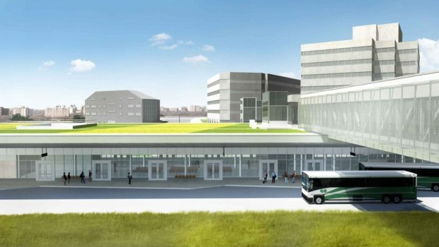 When construction finishes, Kipling Station will link TTC, MiWay and GO Transit in the west end
