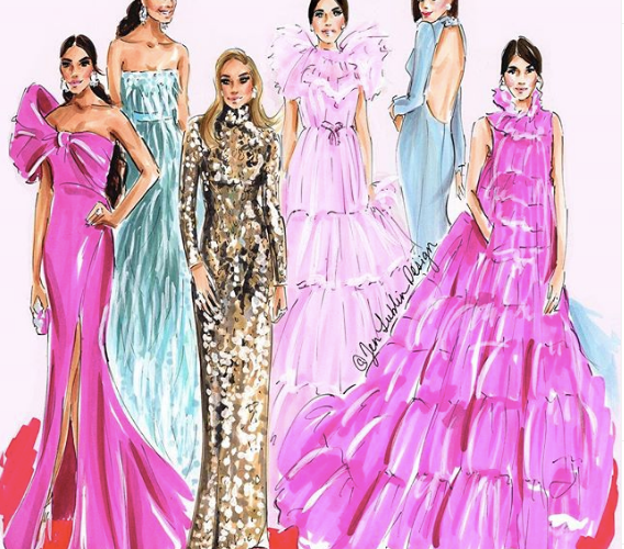 Humber fashion experts review Oscars red carpet