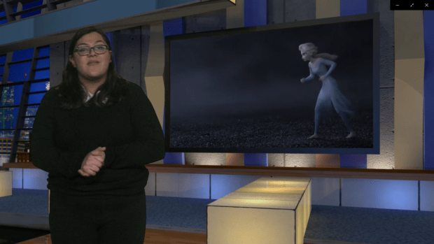 Entertainment Newscast for February 13 (with Daniela Ramirez)