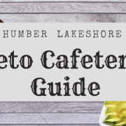 Keto on campus: Lakeshore cafeteria guide