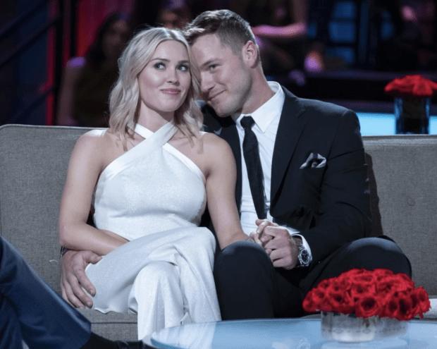 The Bachelor's Colton Underwood gives surprise season finale