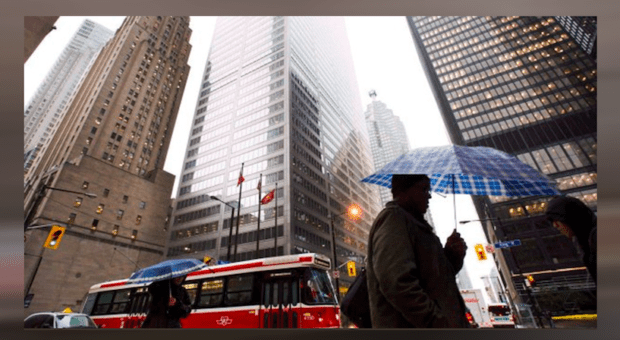 Flood outlook in effect for Toronto