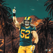 Clay Matthews moves to Rams