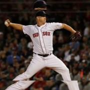 Boston Red Sox Pitcher suspended for drug abuse