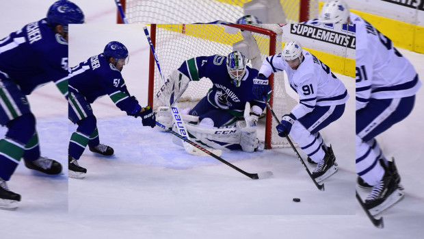 Toronto Maple Leafs lose in overtime