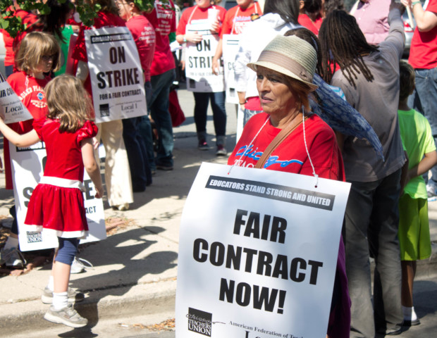 One year later, effects of college strike still linger