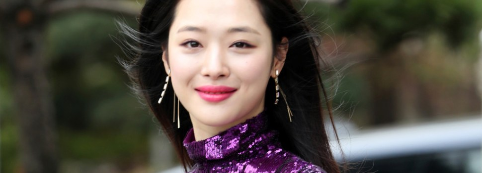 Autopsy shows no foul play in K-pop star Sulli's death