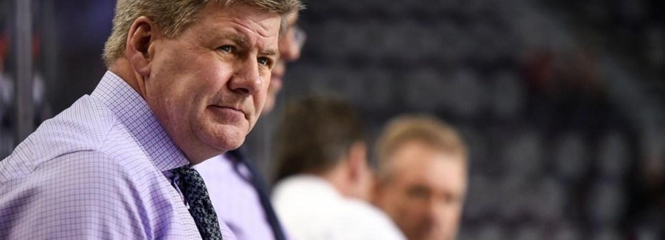NHL investigating Calgary Flames coach for racial slur
