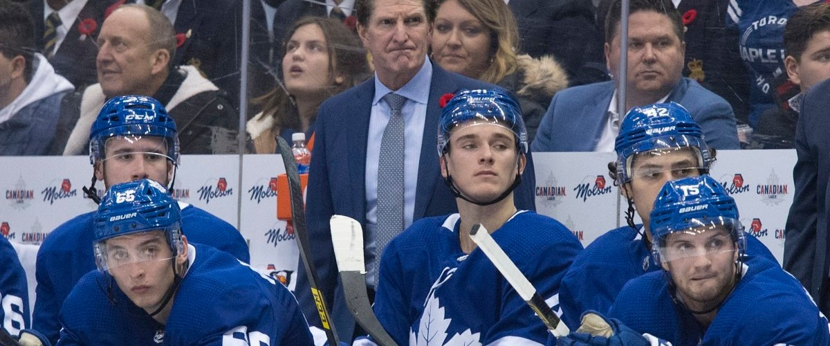 OPINION: Toronto Maple Leafs problems go further than Mike Babcock