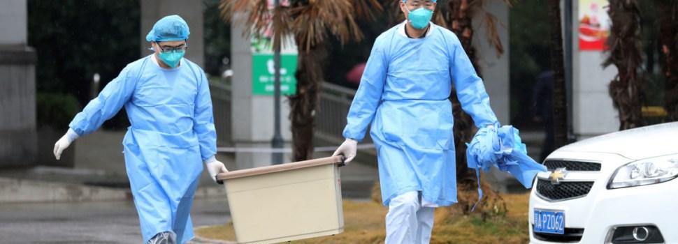 China steps up prevention of new coronavirus pneumonia