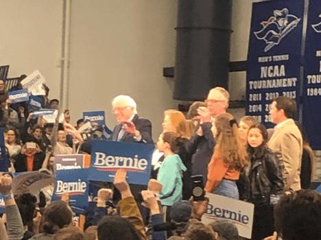 Sen. Bernie Sanders takes New Hampshire primary
