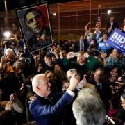 Biden beats Sanders in Super Tuesday blowout