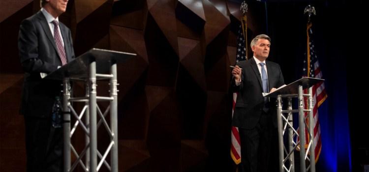 Democrat Hickenlooper flips key Senate seat