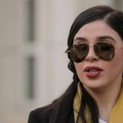 Wife of drug kingpin 'El Chapo' arrested