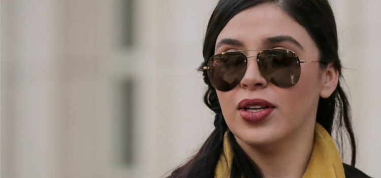 Wife of drug kingpin 'El Chapo' arrested