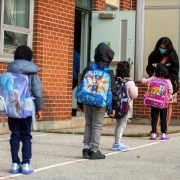 Toronto public schools reopen, increasing stress for teachers, students