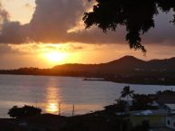 Nice View Of St. Lucia