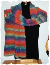 Noro Silver Thaw Prayer Shawl