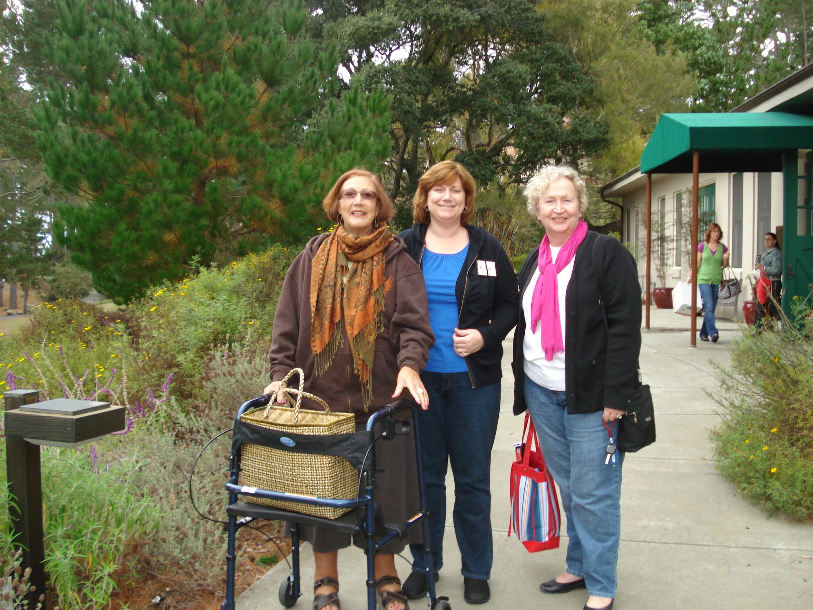 Sally, Tabitha and Betsy