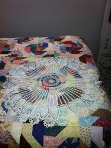 Lily's loves - quilting and crochet