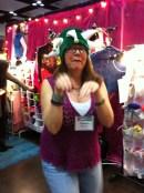 """Silly"" Kimberly!"