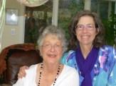 Jean and Debra