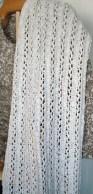 Wash Cloth Pattern to Shawl