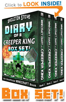 14593f821f4d Minecraft Diary of a Creeper King – Skeleton Steve