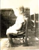 Fred Skellie circa 1923